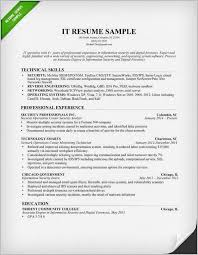 Examples Of Resume Technical Skills Resume Resume Examples