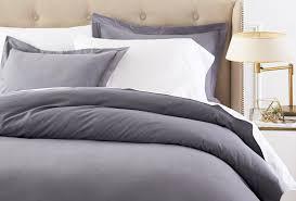 pinzon 190 gsm heavyweight velvet flannel duvet cover set