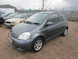 TOYOTA YARIS for sale from Caledonia Motor Company Ltd