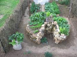 Keyhole Garden Design Cool African Inspired Vegetable Keyhole Bag Gardens PITH VIGOR