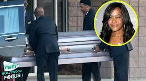 Bobbi Kristina Brown Funeral and Casket ...