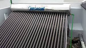 MEGASUN Bình Thạnh lắp đặt máy nước nóng năng lượng mặt trời KAS-Super 300  lít tại Quận 2 - TpHCM - YouTube