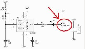 electronic flasher relay circuit diagram electronic flasher wiring Mga Wiring Diagram electronic flasher relay circuit diagram led flasher automotive or motorcycle 9 steps mga wiring diagram 1962