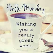 It's more important than ever that we stay connected, even if we have to keep a physical samaritans brew monday will kick off on 18 january, the third monday in january, which. Hello Monday Wishing You A Great Week Happy Monday Quotes Monday Wishes Happy Monday Images