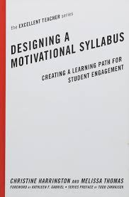 creating a syllabus designing a motivational syllabus creating a learning path