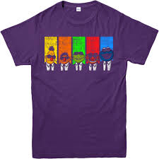 T Shirt Design Inspiration Us 13 04 13 Off The Muppets T Shirt Reservoir Dogs Spoof Inspired Design Top Adult And Kids Size 2017 New Summer Men Hot Sale T Shirt Fashion In