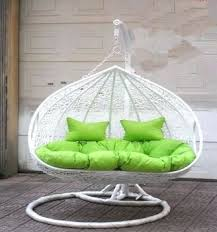 Swinging rattan chair/double swing chair/ hanging glass chair indoor  outdoor chair cheap rattan