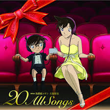 20 All Songs (Theatrical Anime Detective Conan Shudaika Shu Main Theme Song  Collection)