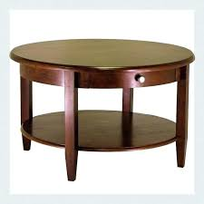round particle board decorator table round