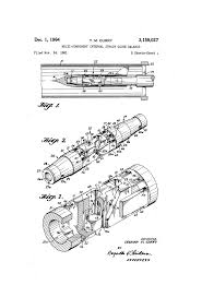 schematic large size patent us3159027 multi component internal strain gauge balance drawing schematic diagram