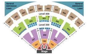 Molson Amphitheatre Detailed Seating Chart Molson Canadian Amphitheatre Tickets And Molson Canadian