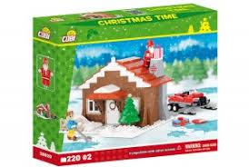 "Пластиковый <b>конструктор COBI</b> ""<b>Christmas</b> Time"" с фигурками ..."