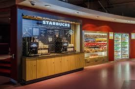 Starbucks Vending Machines Interesting Starbucks