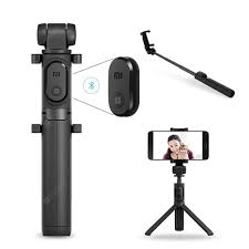 <b>Original Xiaomi</b> Selfie Stick Bluetooth Remote Shutter <b>Foldable</b> ...