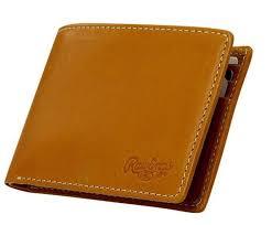 rawlings slim wallet hohwt heart of the hide baseball glove leather tan 0