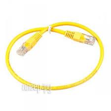 <b>Сетевой кабель ExeGate UTP</b> cat.5e 1m Yellow 258671
