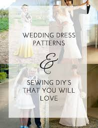 Wedding Dress Patterns To Sew Awesome Wedding Dress Sewing Patterns The Sewing Rabbit