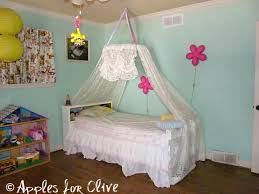 Diy Princess Canopy Bed & DIY Canopy For A Princess Bed