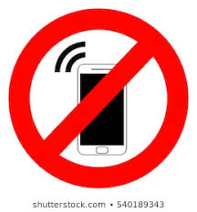 No Cell Phone Sign Printable No Cell Phone Photos 13 374 No Cell Stock Image Results