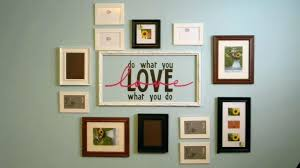 picture frame decorating ideas picture frame decorating ideas mixed frames on wall with black and white