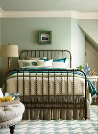 iron bedroom furniture. river house collection the guest room bed and bobbin side table iron bedroom furniture