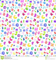 Abc Pattern Awesome Bubble Abc Pattern Stock Vector Illustration Of Read 48