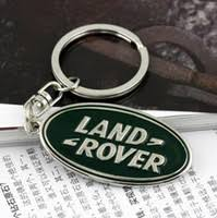land rover car logo. for land rover 3d metal emblem car logo keychain r