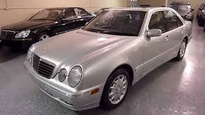 2000 Mercedes-Benz E320 4dr Sedan 3.2L SOLD (#2417) Plymouth, MI ...