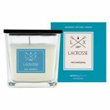 Купить «<b>Ароматическая свеча</b> Дикий водопад Lacrosse (40 часов ...