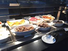 hilton garden inn dublin custom house breakfast buffet
