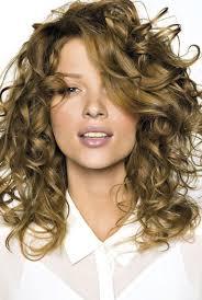 Coiffure Pour Cheveux Ondules Mi Longs Cheveux Long