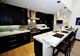 What Color To Paint Kitchen With Dark Cabinets Best Design Ideas