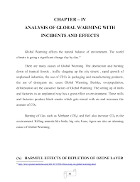 dissertation on environmental pollution and global warming  p 171 55