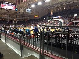 Conte Forum Interactive Seating Chart