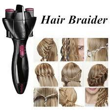 Electric Hair Braider Automatic Twist Braider Knitting Device Hair ...
