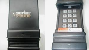 Reset & Program Genie Wireless Keypad-IC Black Model - YouTube