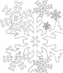 Snowflake Coloring Pages Snowflake Coloring Pages Snowflake Mandala