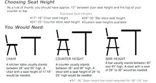 Stool height for 36 counter Chart Average Bar Stool Height Counter Seat Cm Stools 26 Inch Oo1info Average Bar Stool Height Counter Seat Cm Stools 26 Inch Tiendadecafe