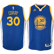 Basketball Warriors Youth - Curry Swingman Stephen Royal Jersey State Golden