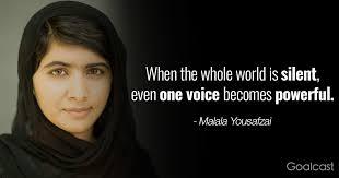 Malala Quotes