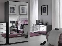 Mirrored Bedroom Set Interior Design
