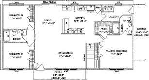 Jamestown III Ranch Floorplan by Wardcraft Homes