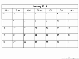January 2015 Calendar Template Printable 2015 Calendars Monthly Lacse Info