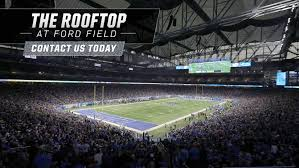 Ford Field Seating Chart View The Official Site Of The Detroit Lions
