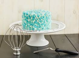 Simple Cake Decorating Designs Easy Star Tip Cake Decorating Idea Ocean Theme The Cookie Writer 36
