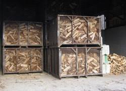 Dry wood inventory