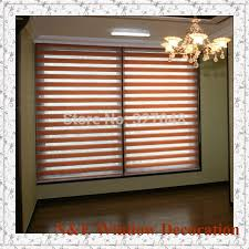 Free shipping Window blinds zebra roller blinds shades and type of