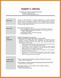 Writing A Good Objective For A Resume Resume Cv Professional Objective Resume Examples