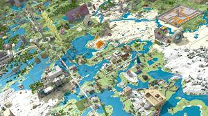 minecraft xbox one map size minecraft renders azeroth the pc gamer server and how to make