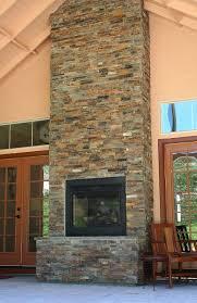 outdoor fireplace copper ledgestone sm jpg